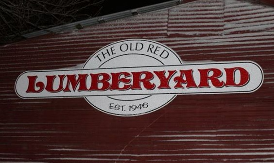 Old Red Lumberyard